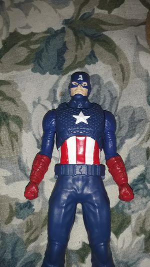 Captain America figer for Sale in Philadelphia, PA