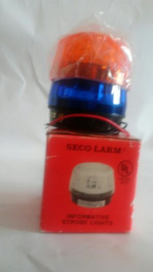 Seco-Larm informative strobe lights for Sale in Humble, TX