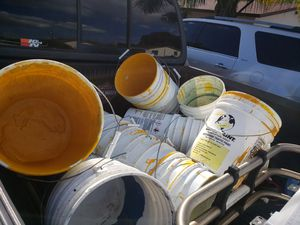 Buckets for Sale in West Palm Beach, FL