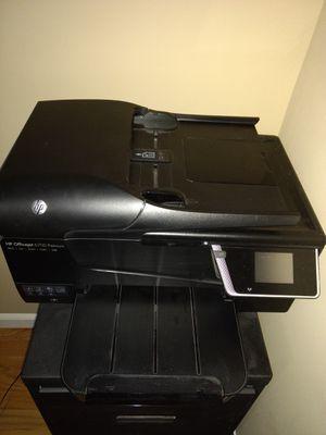 HP Officejet printer, copier, fax, scanner for Sale in Wilsons, VA