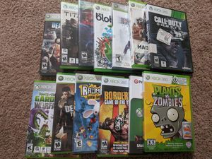 XBOX 360 games for Sale in Bothell, WA