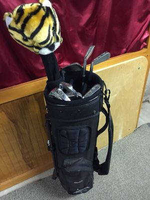 Set of clubs with nice bag! for Sale in Concord, MA