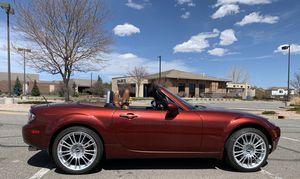 2007 Mazda Miata MX-5 Grand Touring 6 Speed BBS Rims Must See!!! for Sale in Aurora, CO