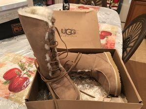 Pair of UGG boots for Sale in Poinciana, FL