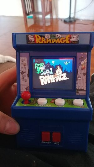 Rampage arcade game for Sale in Bloomington, CA