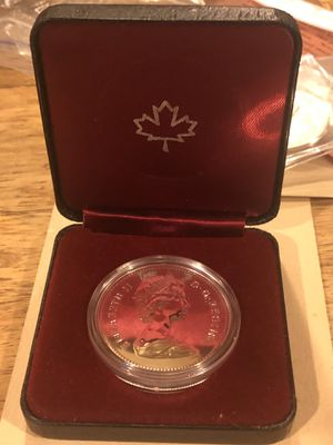 Canadian PROOF Silver Dollar for Sale in Kirksville, MO