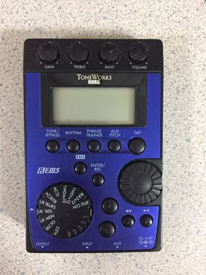 Korg ToneWorks PX4 Pandora Guitar Multi-Effects Processor for Sale in Montgomery Village, MD