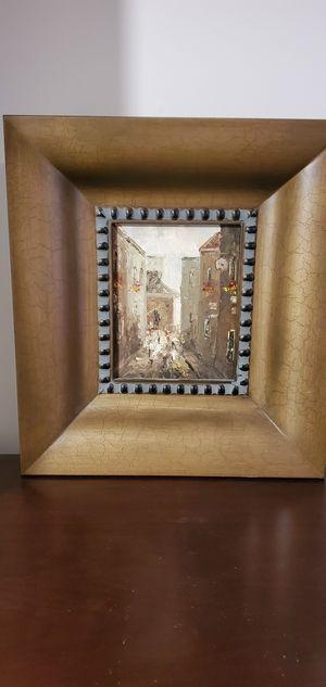 Distressed Beveled Artwork Frame for Sale in Novi, MI