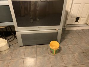 Panasonic 47'' projection tv for Sale in Columbia, IL