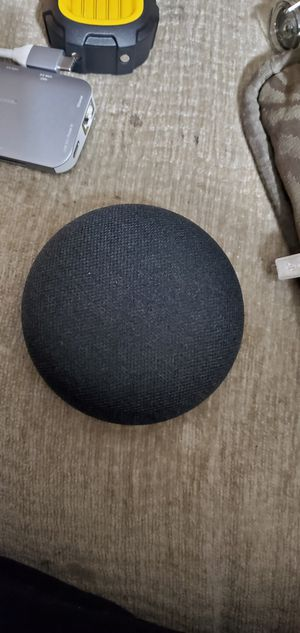 Google Home + Google Chromecast for Sale in Kent, WA