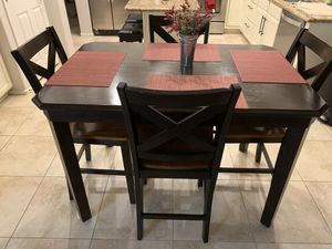 Kitchen table - high top for Sale in Peoria, AZ