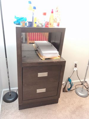 Solid wood corner / book shelf for Sale in Dublin, OH
