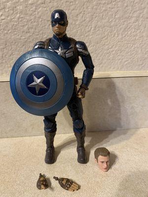 Marvel Legends Captain America Winter Soldier for Sale in Chandler, AZ
