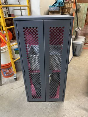 industrial utility cabinet for Sale in Dallas, TX