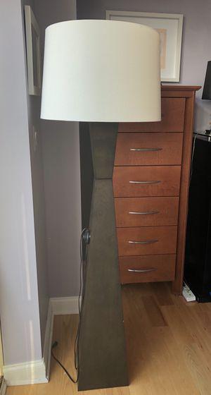 Contemporary Statement Floor Lamp for Sale in Boston, MA