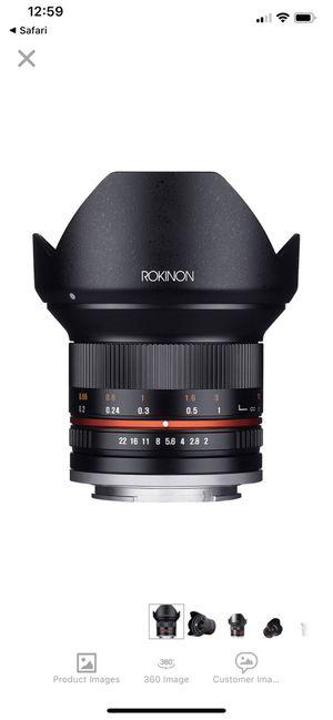 Rokinon 12mm MFT for Sale in Miami Beach, FL