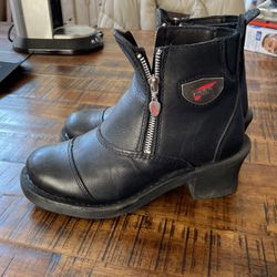 Women's Redwing Motorcycle Boots for Sale in Copalis Crossing,  WA
