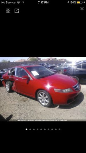2005 Acura TSX parting out for Sale in Laveen Village, AZ