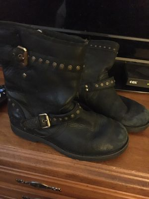 Girls Ugg Leather boots for Sale in San Diego, CA