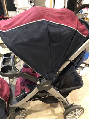 Chicco Bravo Travel System for Sale in East Stroudsburg, PA