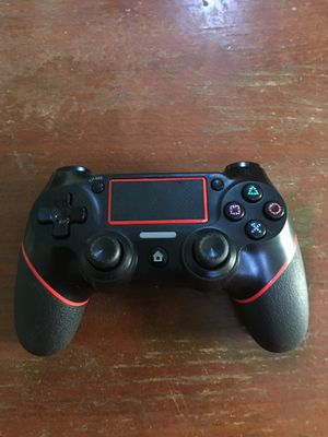 PS4 controller it has nice grip for Sale in Providence, RI