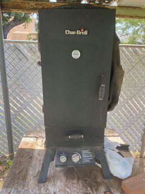 Char-broil upright Gas Smoker for Sale in Abilene, TX