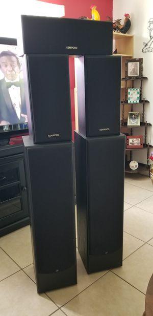 Theater speaker set for Sale in Kissimmee, FL