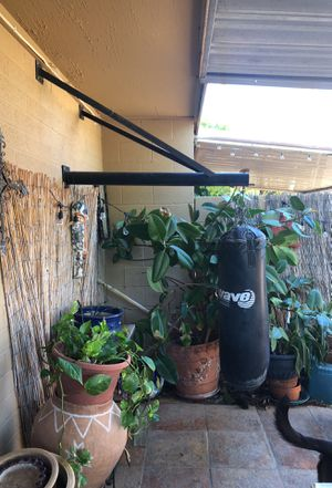 Professional Punching bag and wall attachment for Sale in Scottsdale, AZ