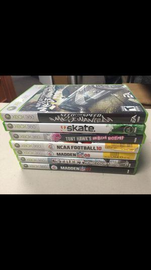 Xbox 360 games set for Sale in Miami, FL
