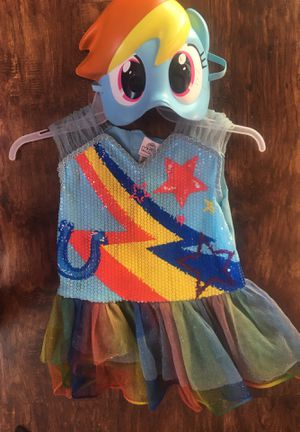 My Little Pony Rainbow Dash Halloween costume. for Sale in Chula Vista, CA