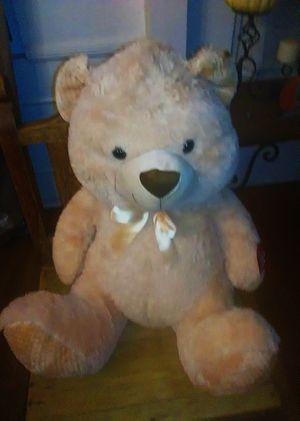 Giant stuffed teddy bear, Giant plush bear for Sale in Los Angeles, CA