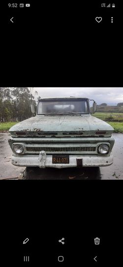 1965 Chevy Factory. Flatbed for Sale in Aptos,  CA