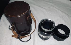 1950's Lens With Original Casing for Sale in Atlanta, GA