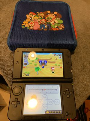 Nintendo 3ds xl Mario edition. for Sale in Arlington Heights, IL