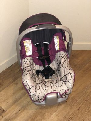 Evenflo car seat for Sale in Tualatin, OR