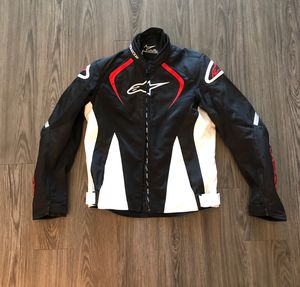 Alpinestars Stella Women's Motercycle Jacket - Xl for Sale in Tampa, FL