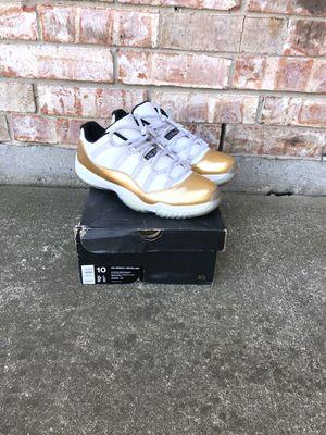 Nike Air Jordan 11 Retro low for Sale in Carrollton, TX