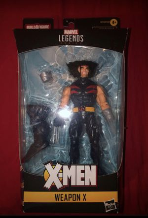 action figure Weapon X for Sale in Harrisburg, PA