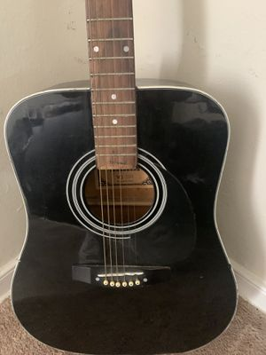 Yamaha Black Guitar for Sale in Richmond, VA