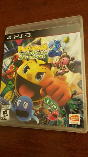 Ps3 PAC-MAN for Sale in Miami, FL