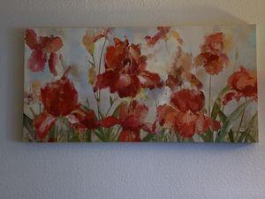 Floral wall decor for Sale in Sacramento, CA