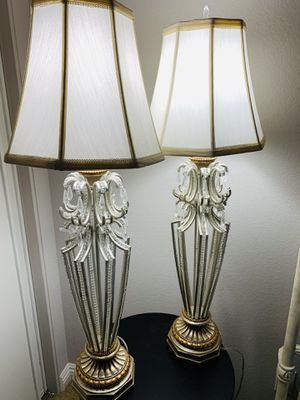 Beautiful Vintage Lamps for Sale in Simi Valley, CA