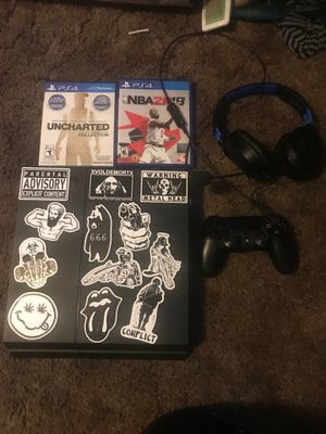 PlayStation 4 for Sale in Fontana, CA