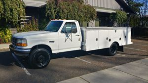 Ford F-450 diesel 5 speed dually for Sale in Portland, OR