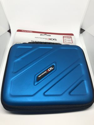 Nintendo 2DS/3DS Systems 2DS 2DSXL 3DS 3DSXL Game Traveler Hard Case Protection for Sale in Madera, CA