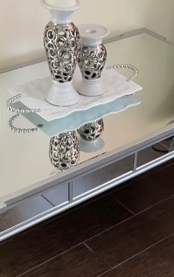 Mirror Side Table for Sale in Los Angeles,  CA