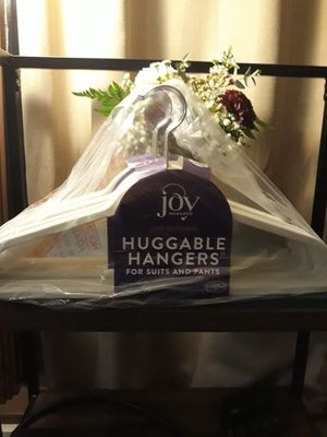 40 huggable hangers for suits & pants for Sale in Lynwood, CA