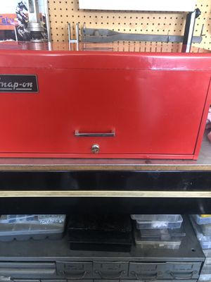 Snap on tool box for Sale in Tucson, AZ
