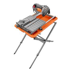 Ridgid 7in wet tile saw for Sale in Lake Hallie, WI