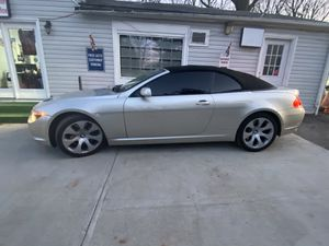BMW 650i, 2007 CONVERTIBLE for Sale in Annandale, VA